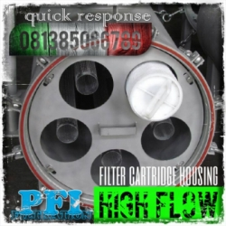 PFI High Flow Housing Cartridge Filter Indonesia  medium