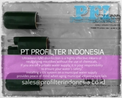 Viqua UV Lamp Profilter Indonesia  medium