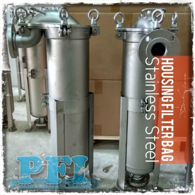 d d Stainless Steel Housing Bag Filter Indonesia  large2
