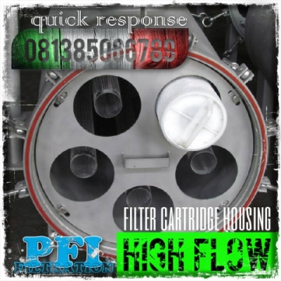 d d d d d d PFI High Flow Housing Cartridge Filter Indonesia  large2